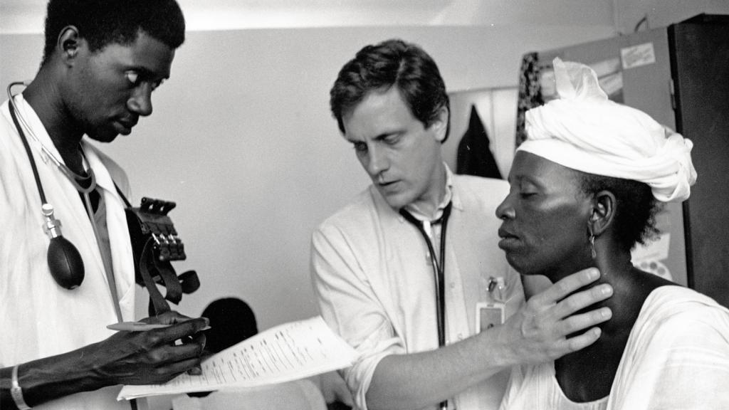 Clinical rotations in Dakar, Senegal