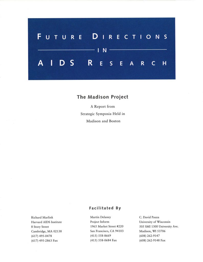 The Madison Project