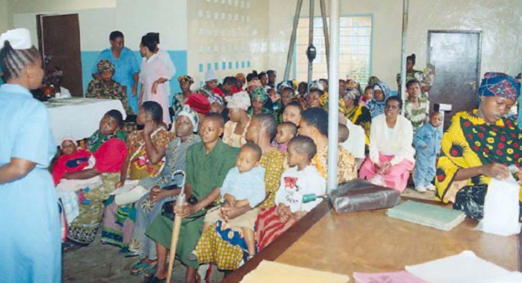 Mawenzi Regional Hospital, Moshi, Tanzania